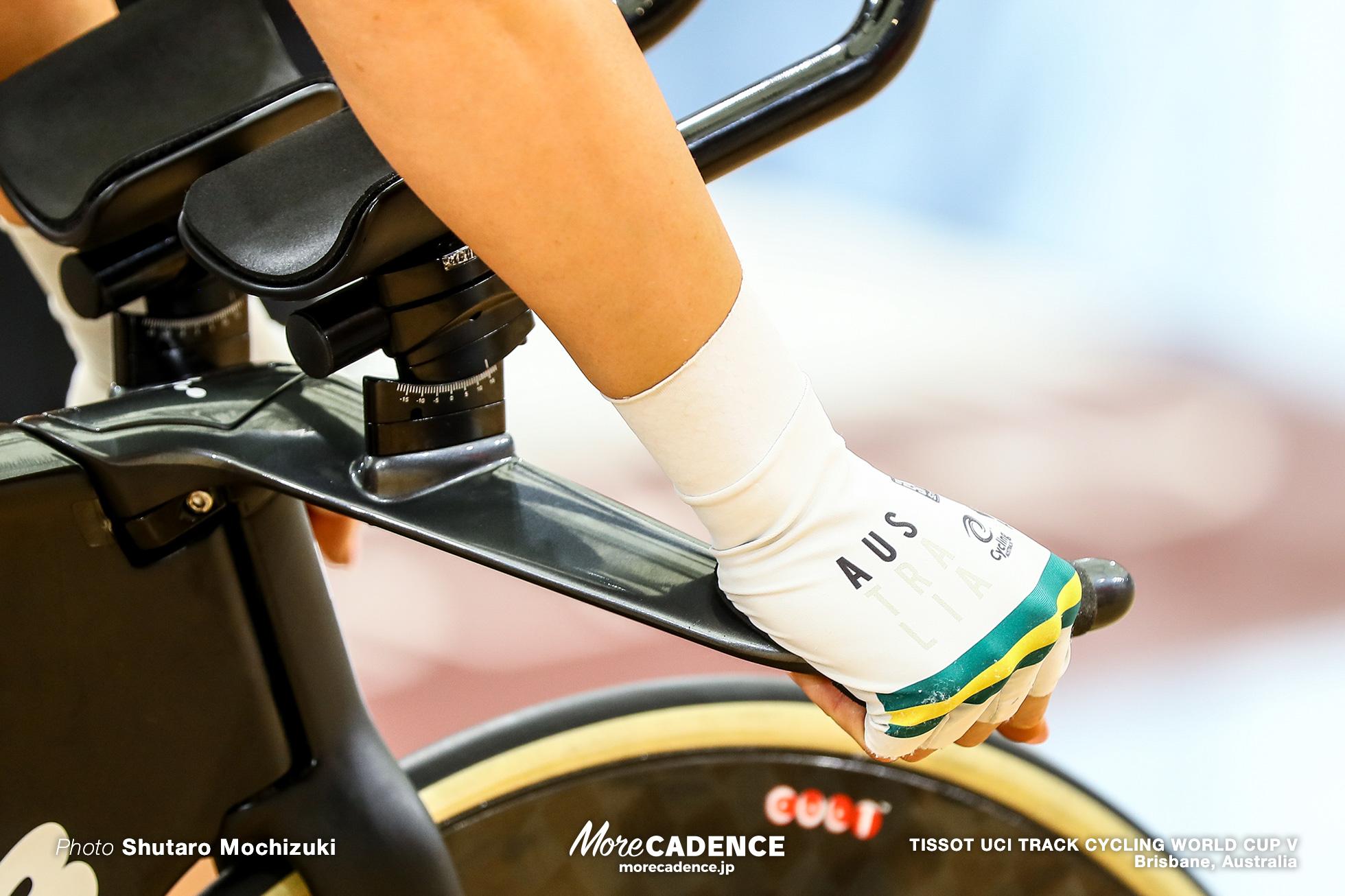 Qualifying / Women's Team Pursuit / TISSOT UCI TRACK CYCLING WORLD CUP V, Brisbane, Australia