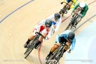 1st Round / Women's Keirin / TISSOT UCI TRACK CYCLING WORLD CUP V, Brisbane, Australia, 小林優香 Martha BAYONA PINEDA マーサ・バヨナ KIM Soohyun