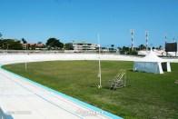 ニューカレドニア合宿 Stade Numa Daly