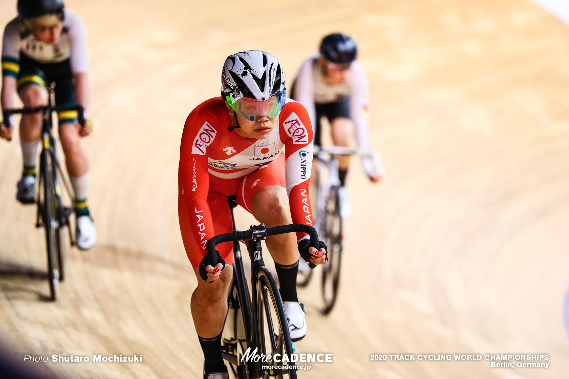 Women's Scratch / 2020 Track Cycling World Championships, 古山稀絵 Furuyama Kie