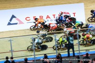 Women's Scratch / 2020 Track Cycling World Championships, キルステン・ウィルト Kirsten Wild, 古山稀絵 Furuyama Kie, レナ・シャーロットライスナー Lena Charlotte Reissner, アレクサンドラ・マンリー Alexandra Manly