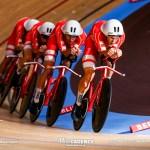 えっ?また!?驚異のデンマーク世界記録を2度更新/男子チームパシュート・2020世界選手権トラック・ドイツ