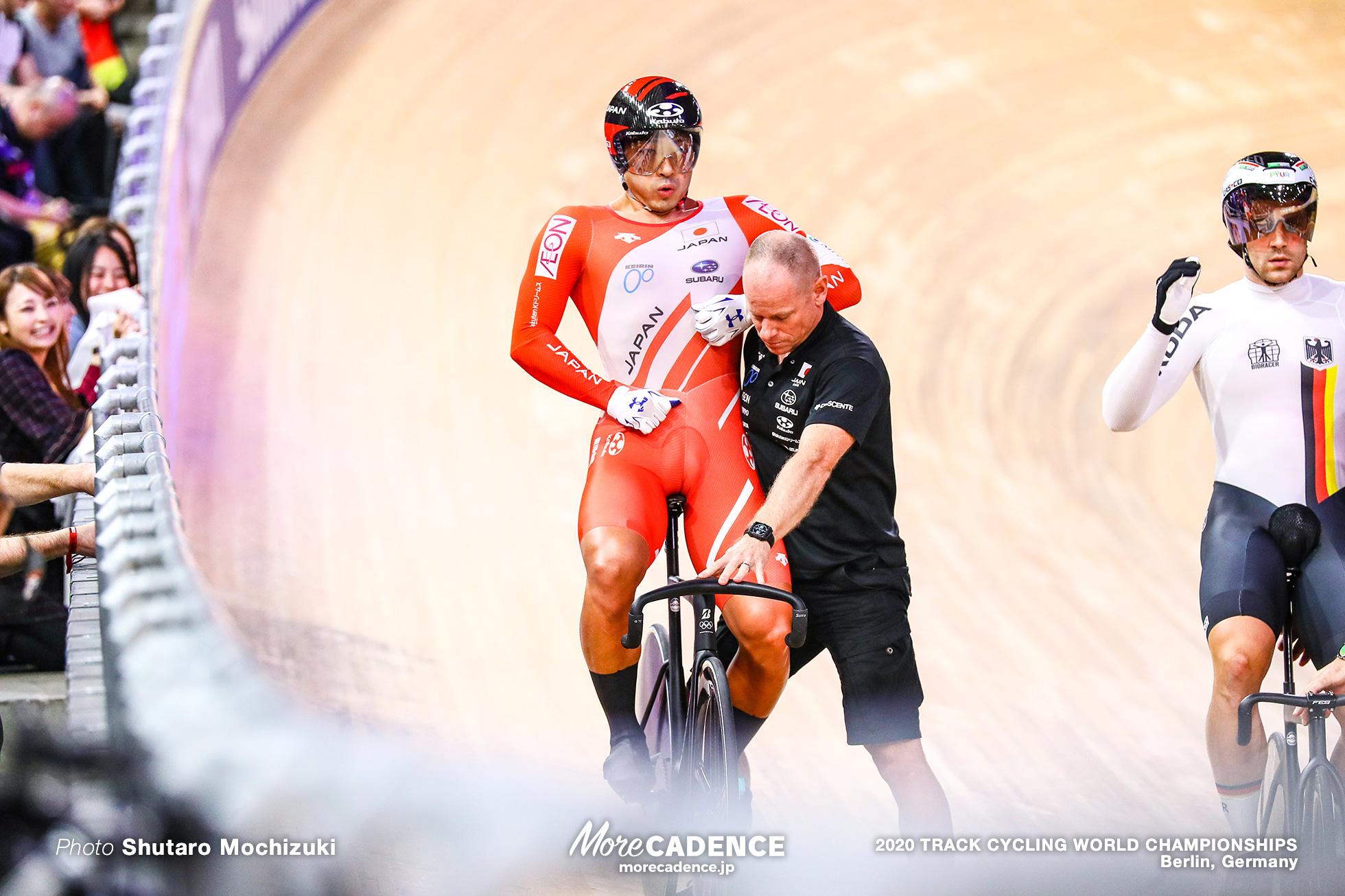 1st Round / Men's Keirin / 2020 Track Cycling World Championships, Nitta Yudai 新田祐大
