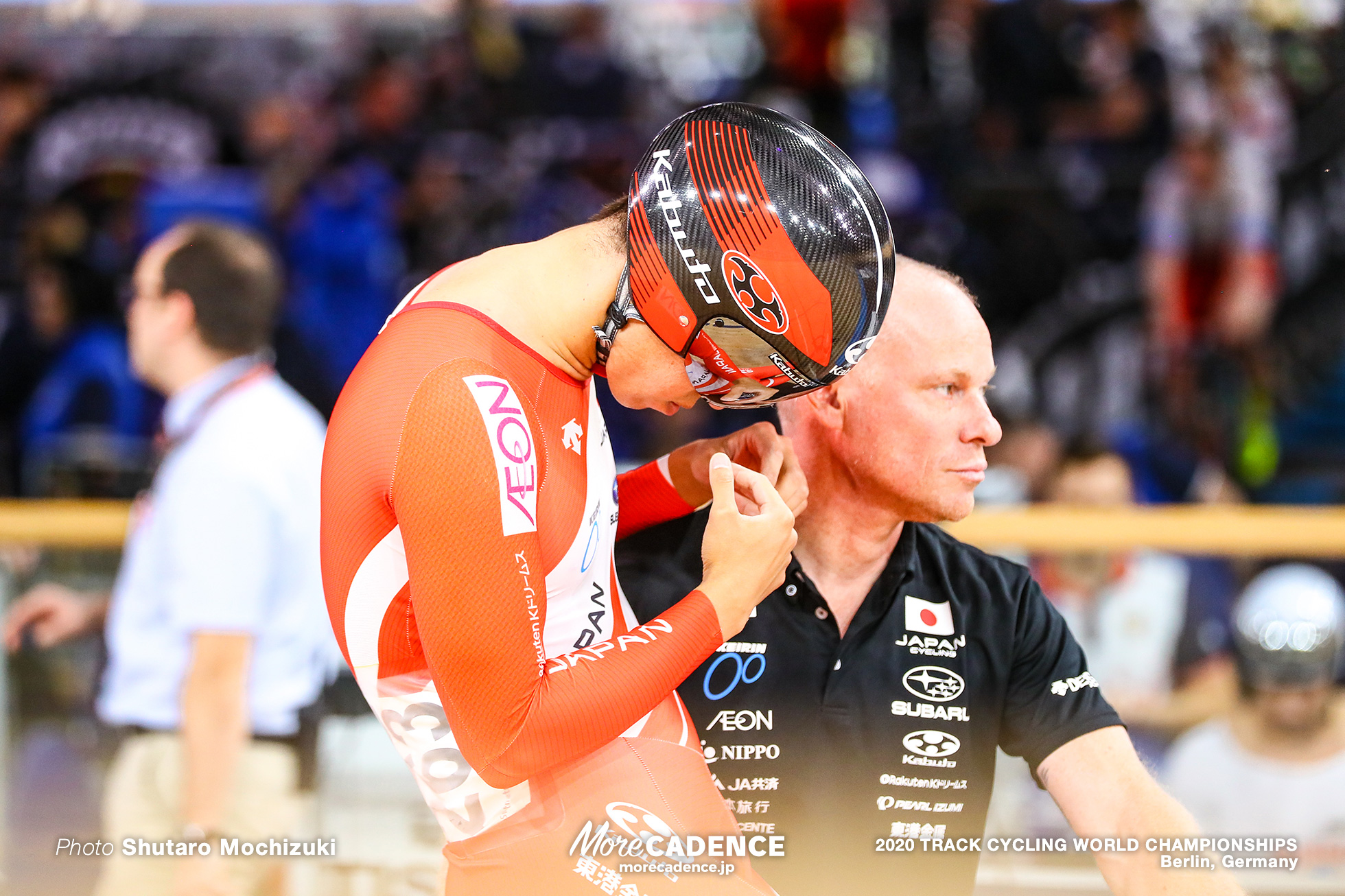 2nd Round Repechage / Men's Keirin / 2020 Track Cycling World Championships, Wakimoto Yuta 脇本雄太