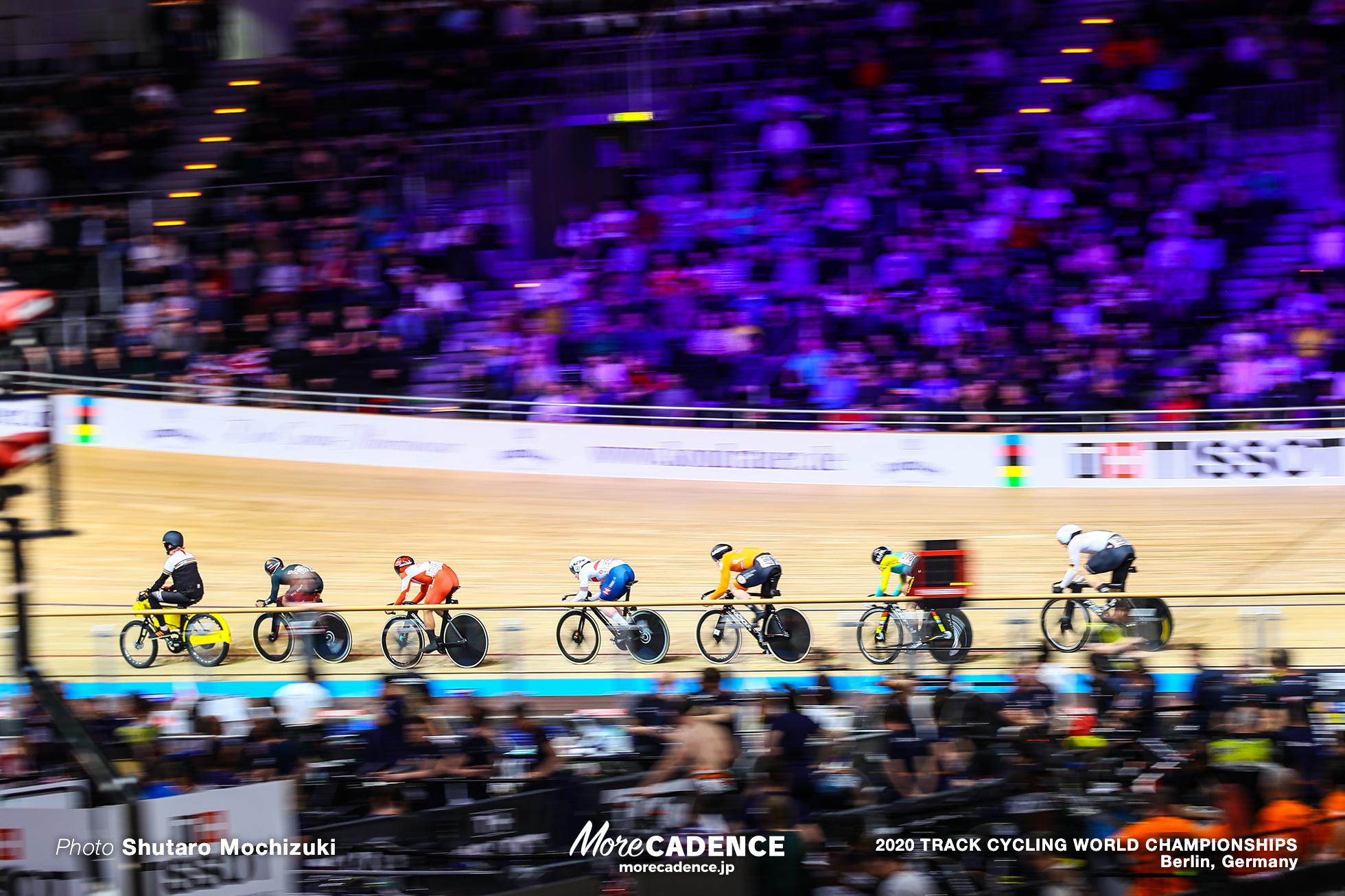 Final / Men's Keirin / 2020 Track Cycling World Championships