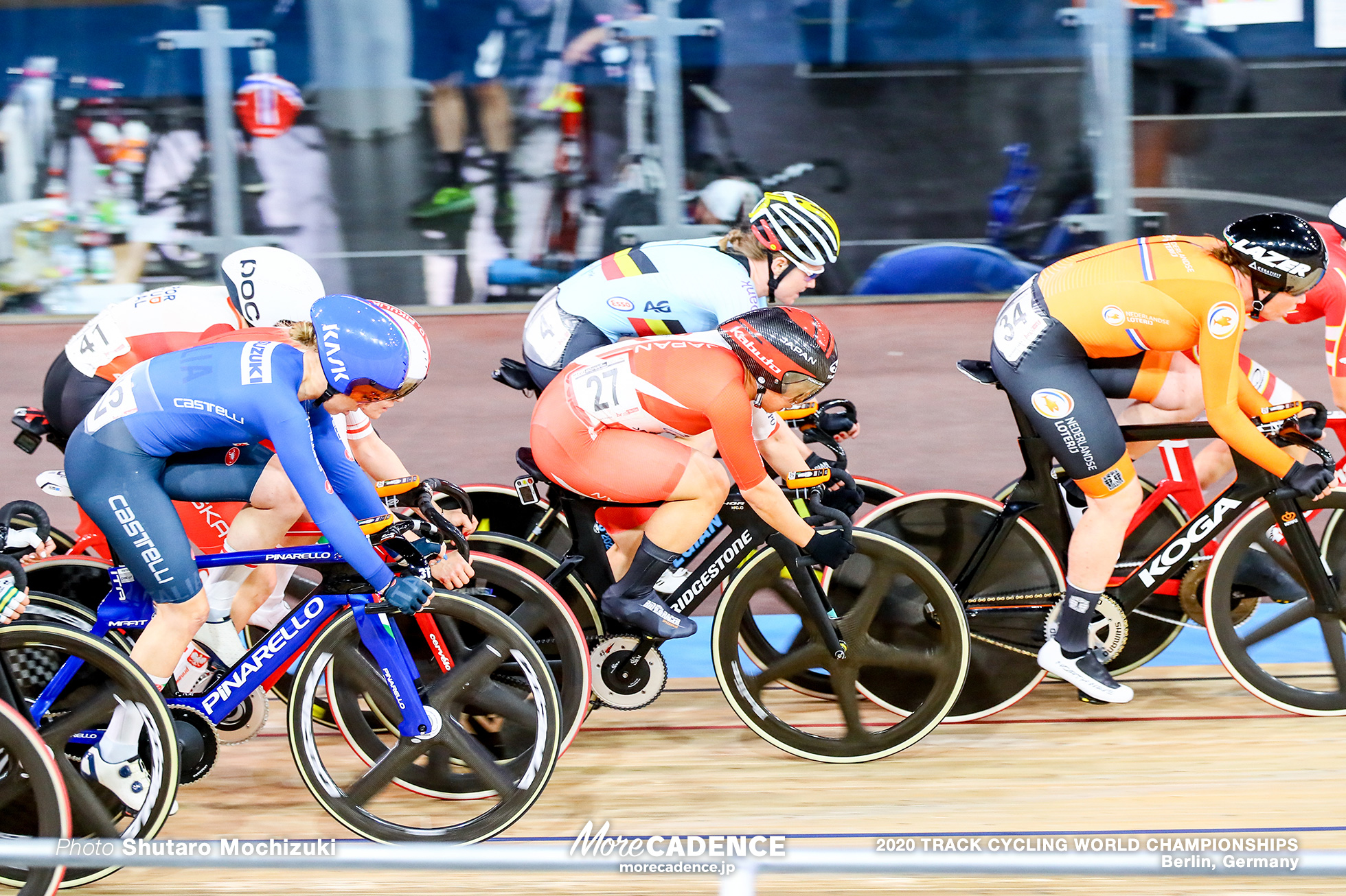Elimination / Women's Omnium / 2020 Track Cycling World Championships