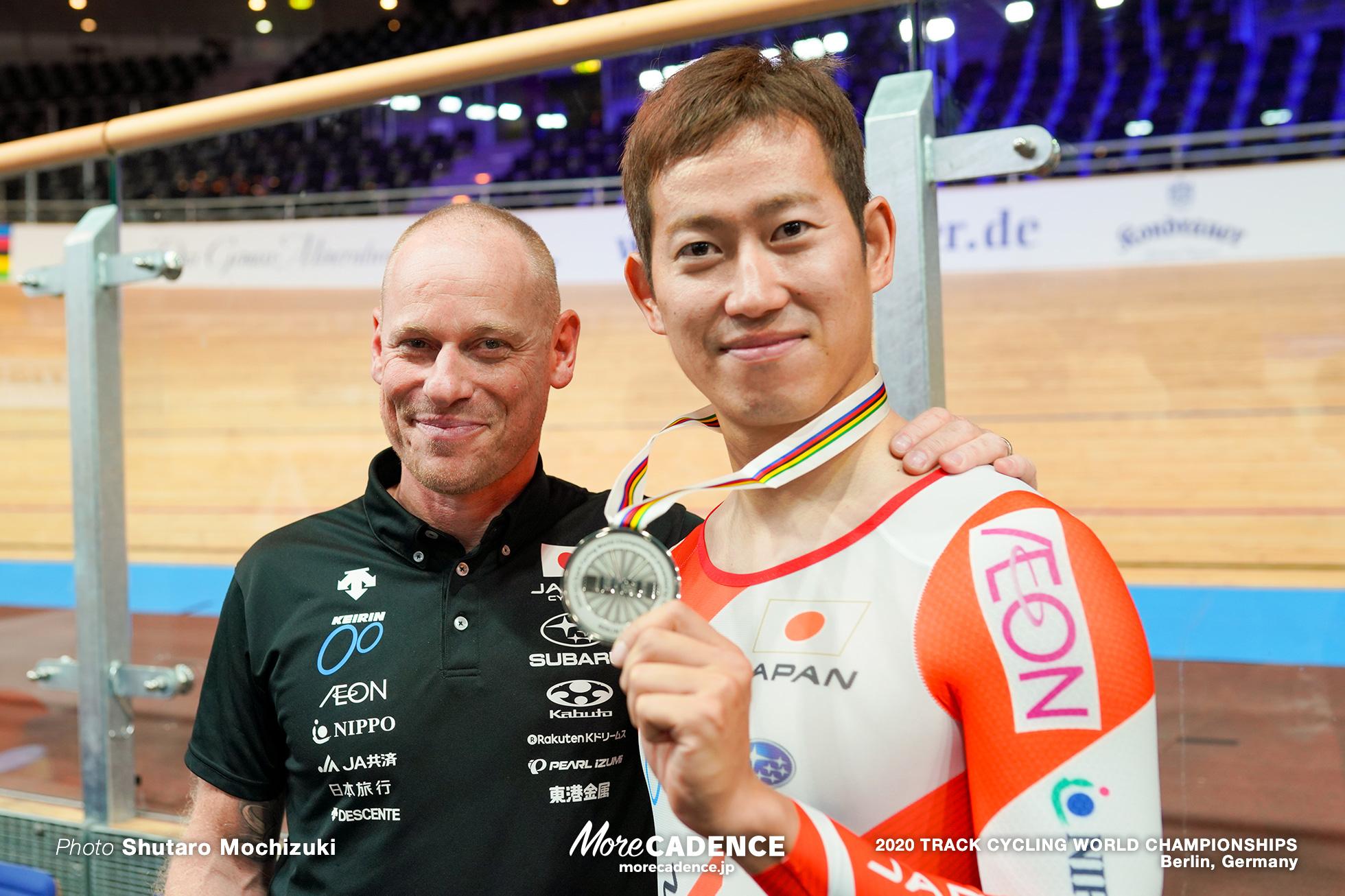 Final / Men's Keirin / 2020 Track Cycling World Championships, 脇本雄太 Wakimoto Yuta, ブノワ・ベトゥBenoit Vetu
