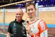 Final / Men's Keirin / 2020 Track Cycling World Championships, 脇本雄太 Wakimoto Yuta, ブノワ・ベトゥBenoit Vetu