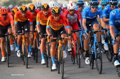 ハッタダムの激坂を駆け上る、UAE Tour 第2ステージ/TEAM ユキヤ通信2020 №12