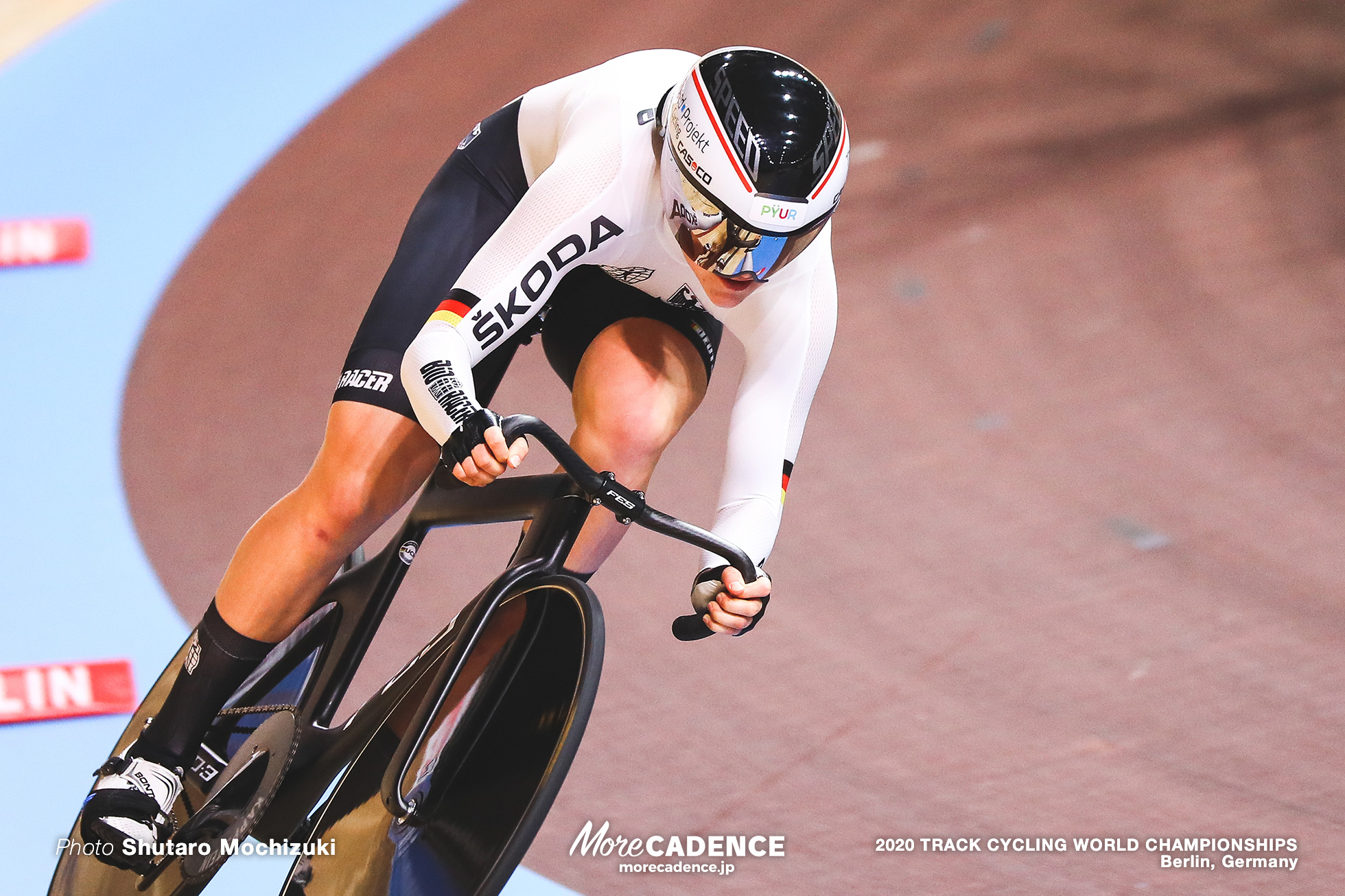 Qualifying / Women's Sprint / 2020 Track Cycling World Championships