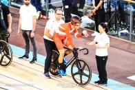 Scratch Race / Men's Omnium / 2020 Track Cycling World Championships, Hashimoto Eiya 橋本英也