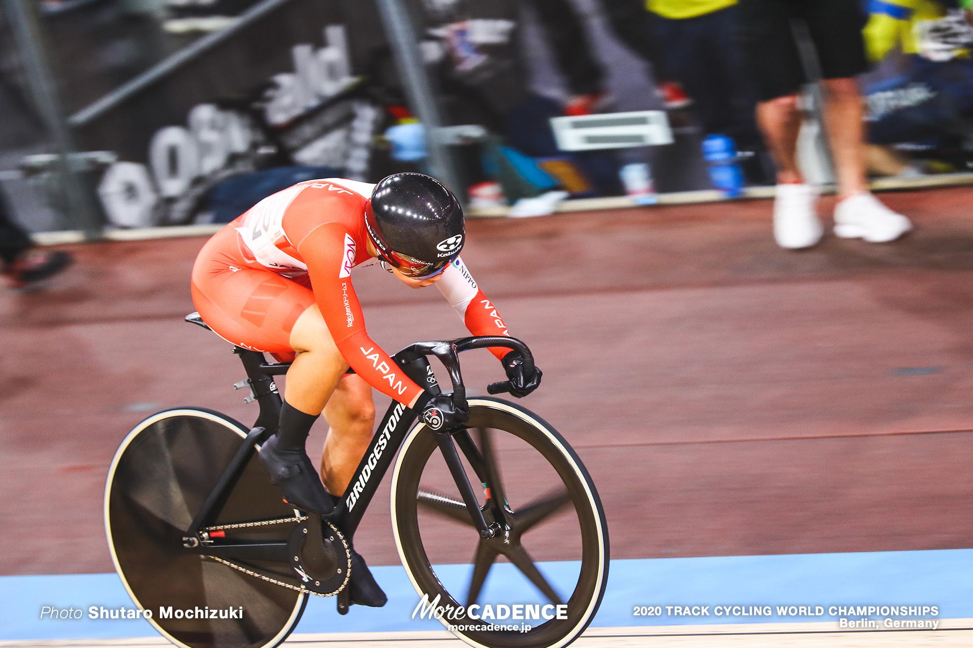 1st Round / Women's Keirin / 2020 Track Cycling World Championships, Ohta Riyu 太田りゆ