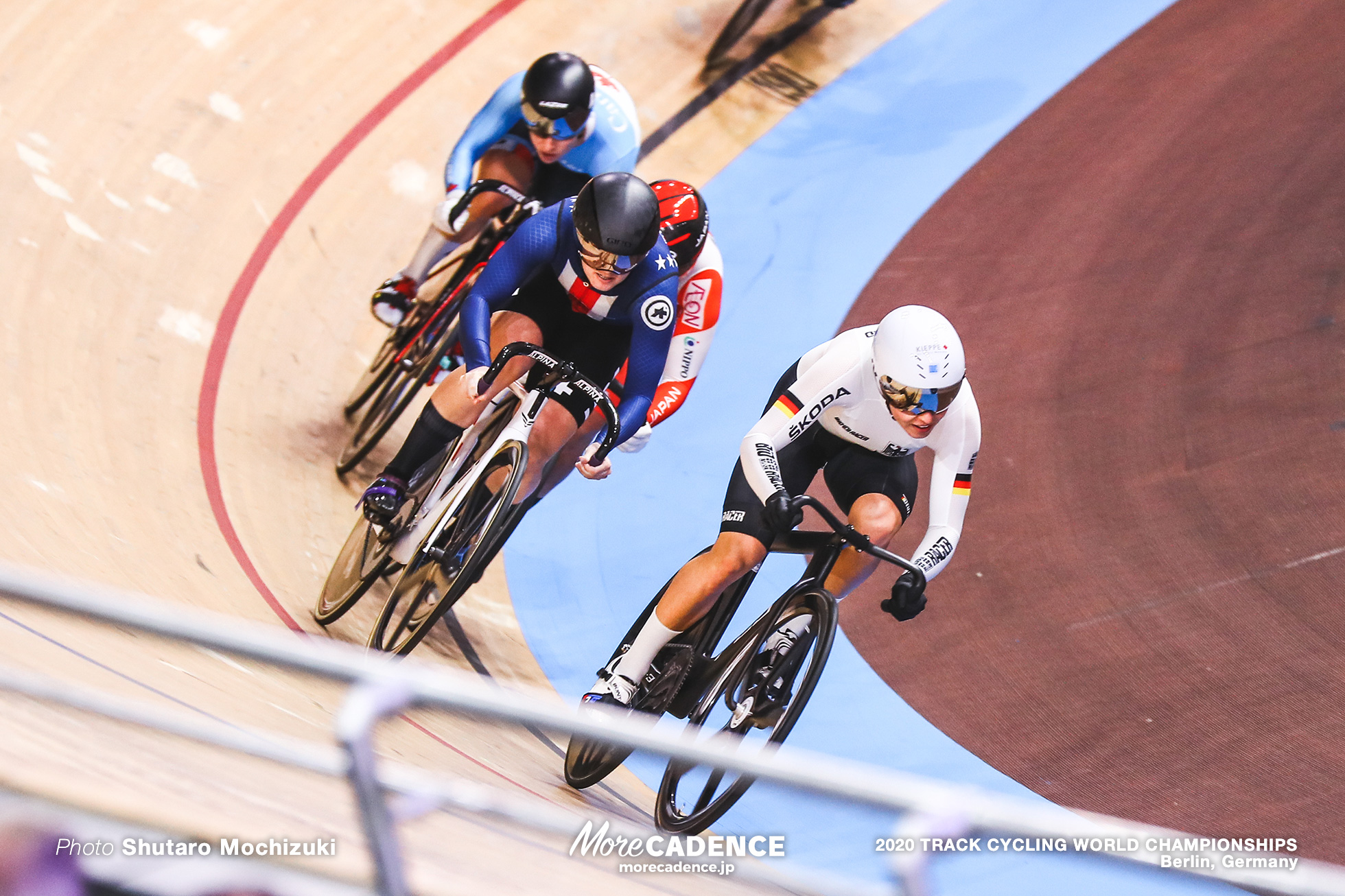 1st Round / Women's Keirin / 2020 Track Cycling World Championships