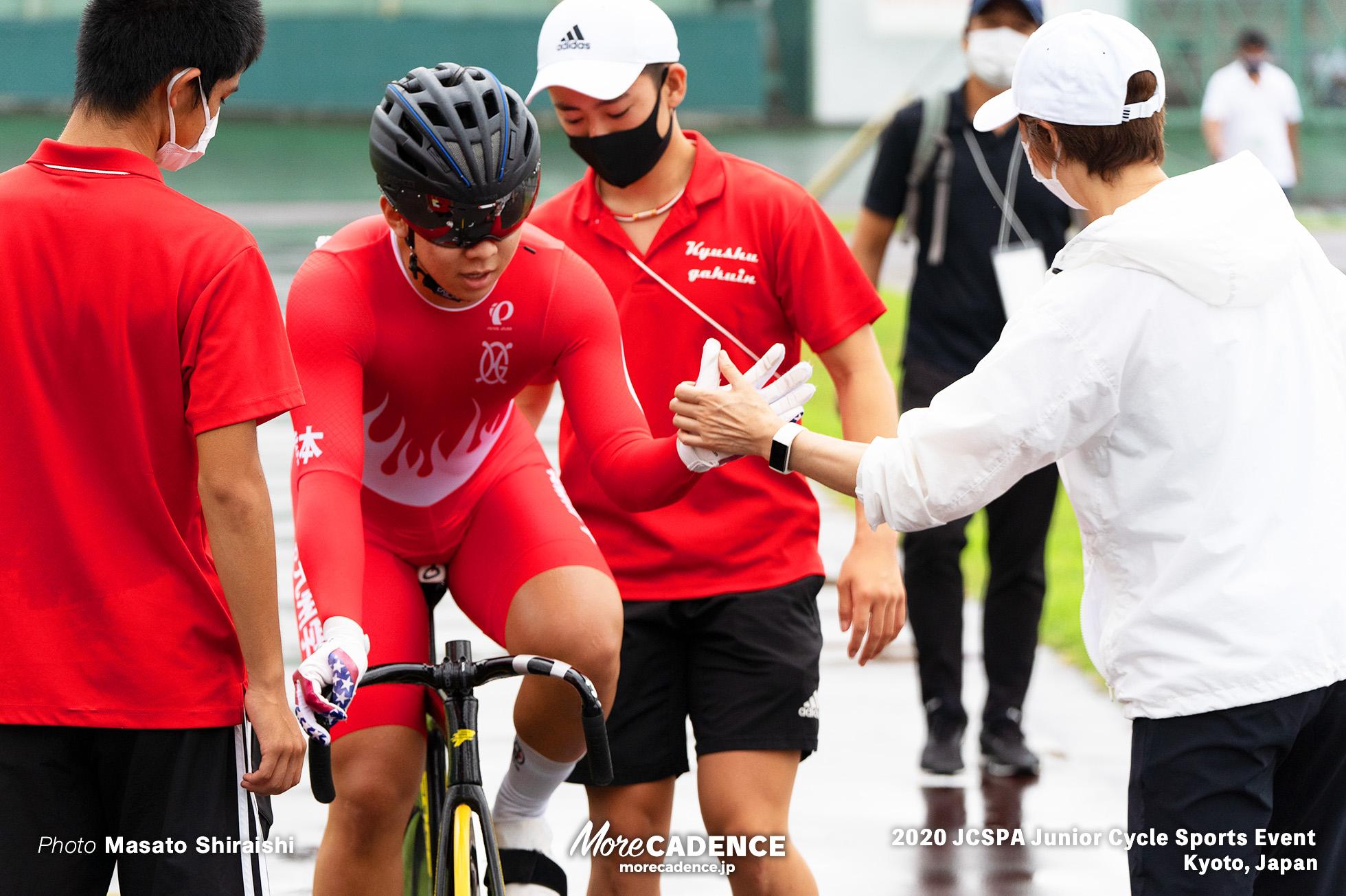 中山遼太郎(九州学院) ジュニアサイクルスポーツ大会