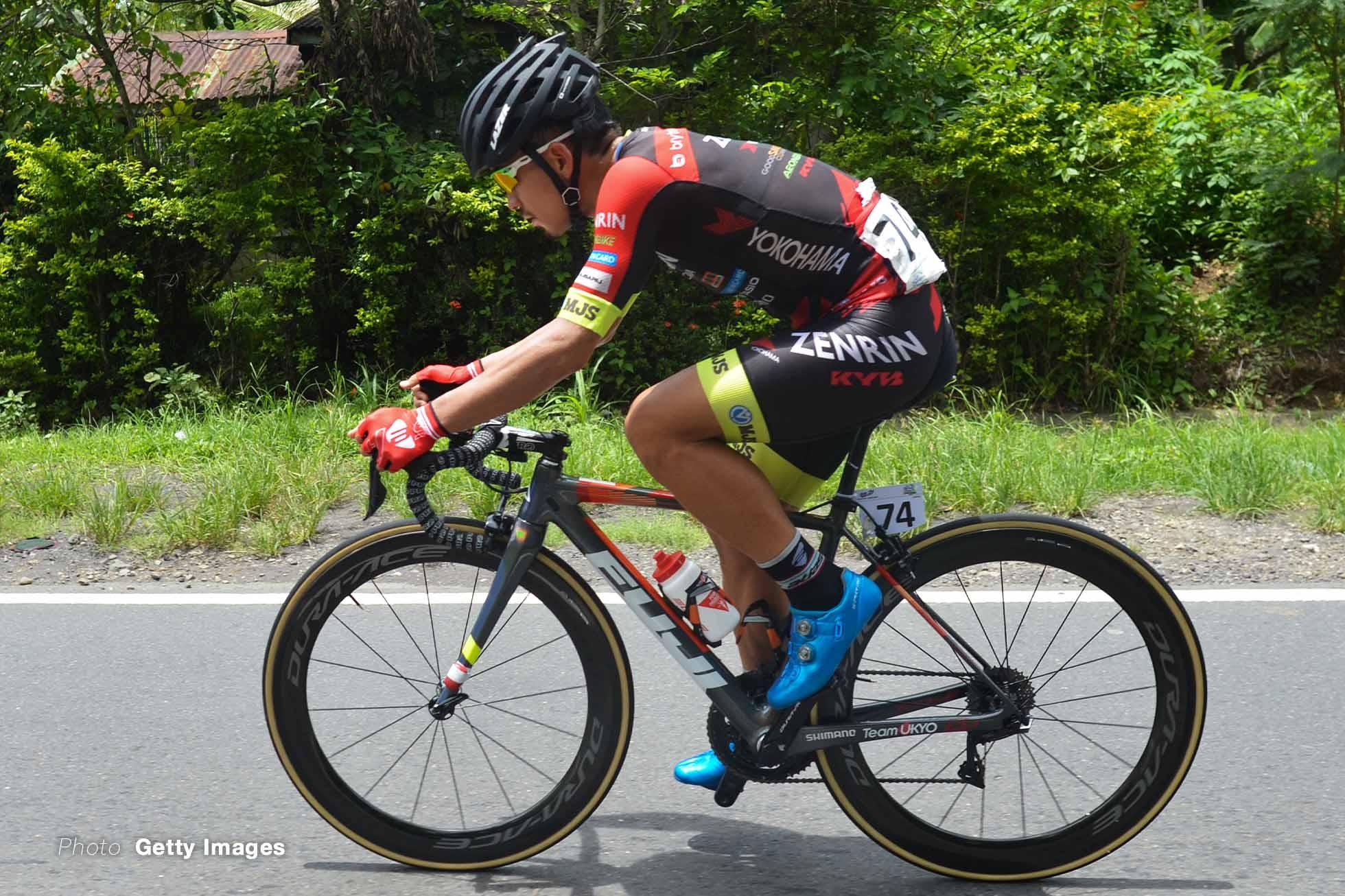 内間康平 Tour Of Philippines - Stage Two