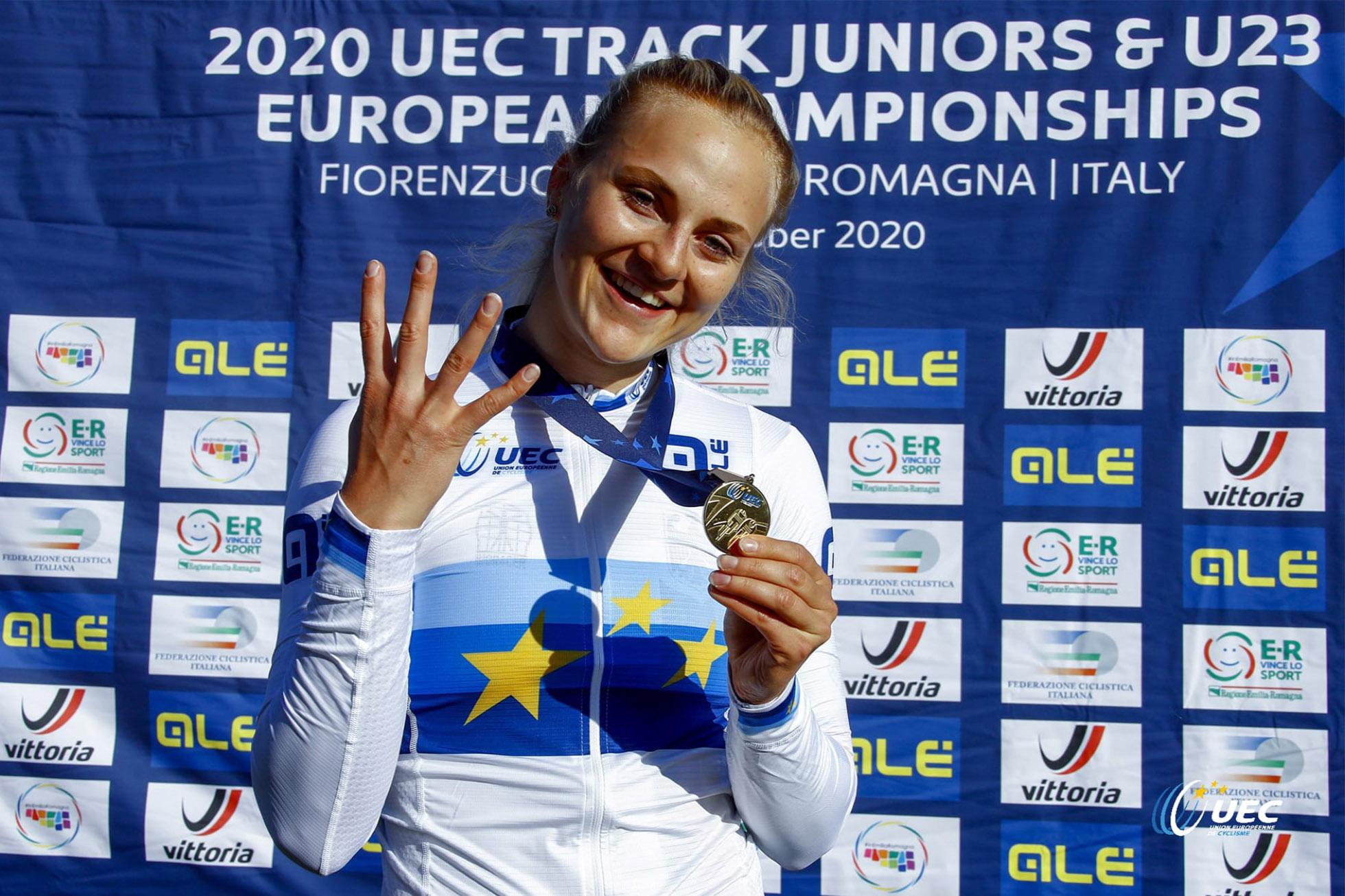 ジュニア/U23ヨーロッパ選手権2020