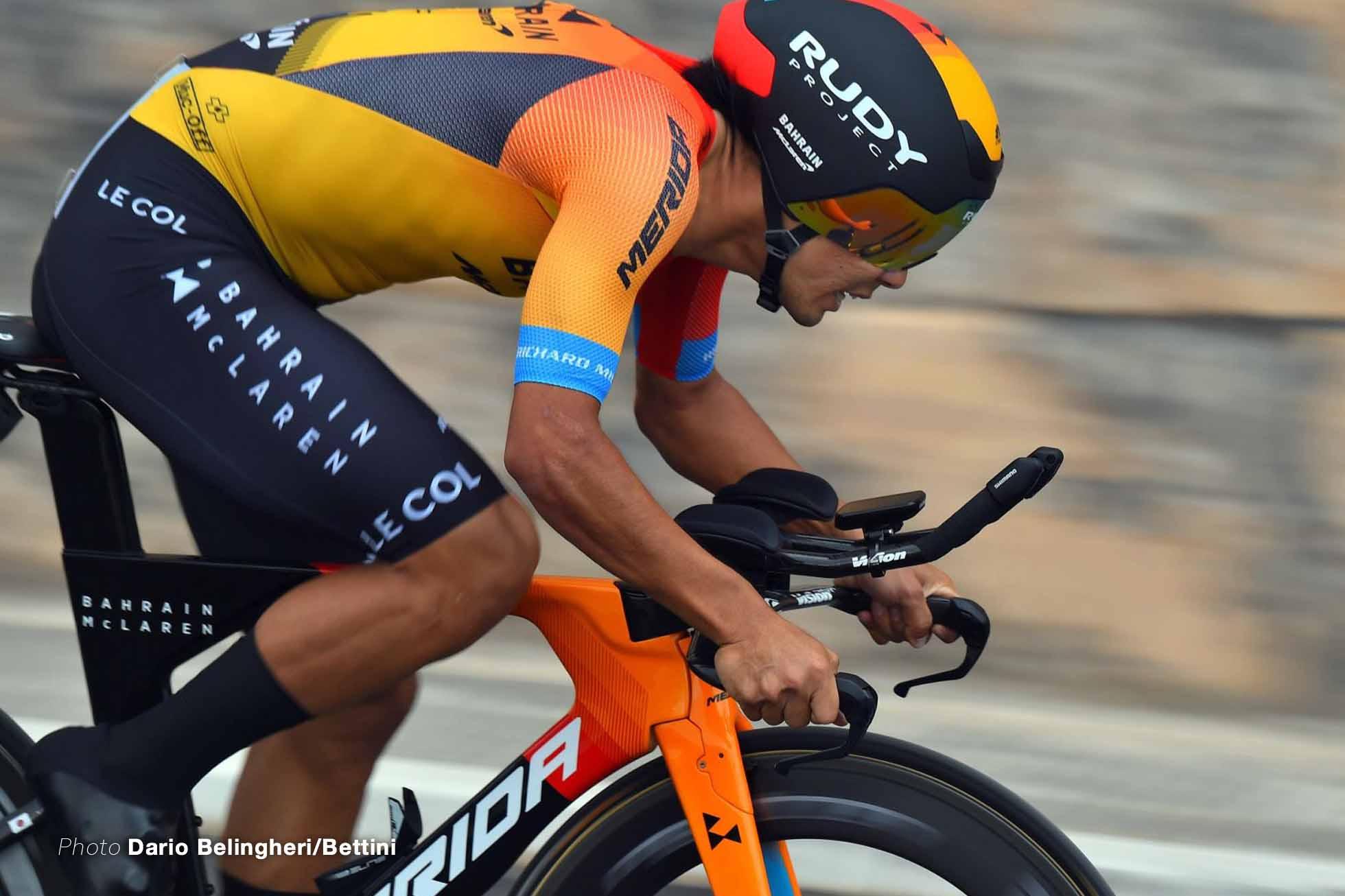 新城幸也 ジロ2020 第1ステージ photo Dario Belingheri Bettini