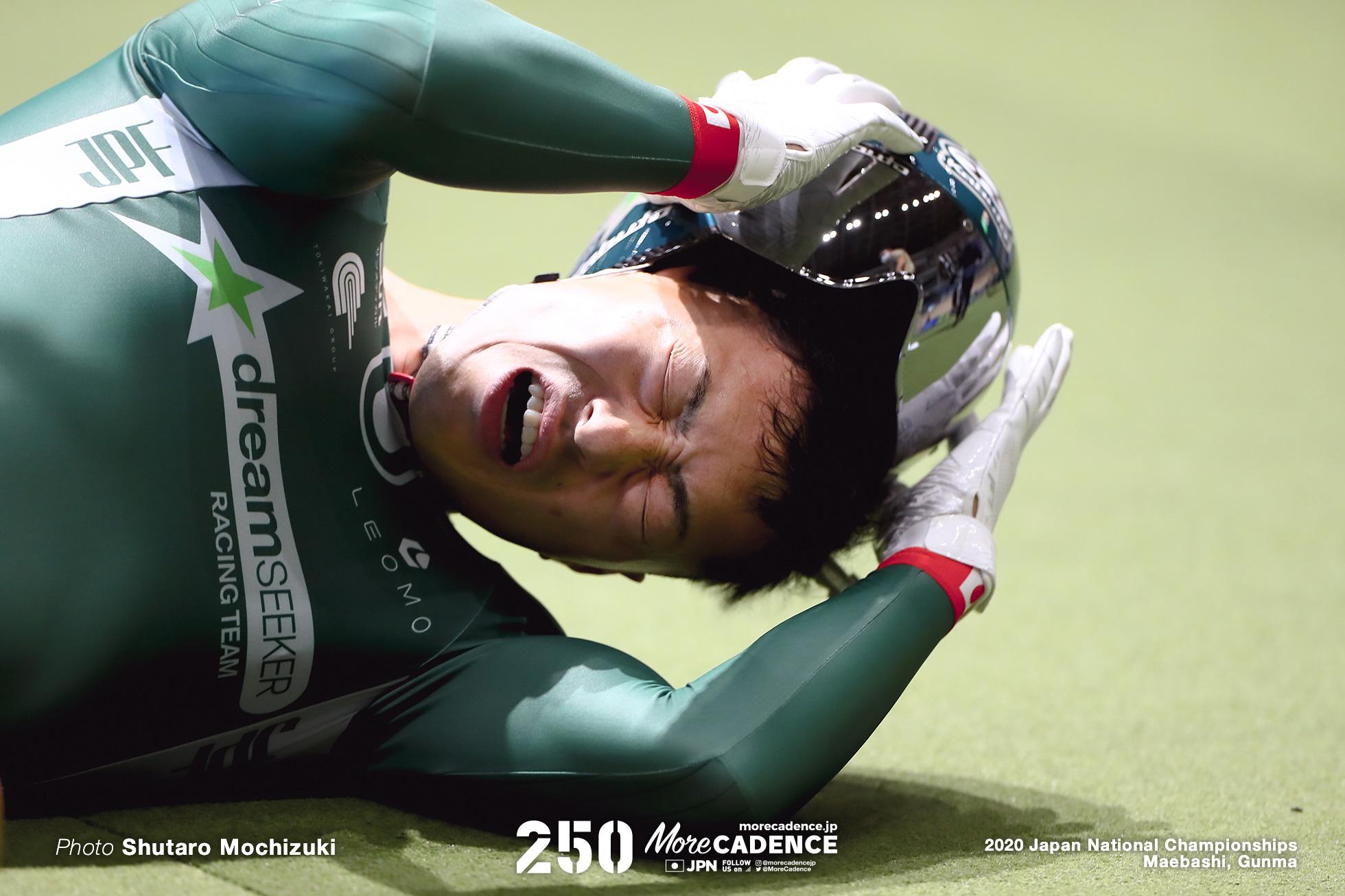 新田祐大, 男子1kmTT, 2020全日本トラック