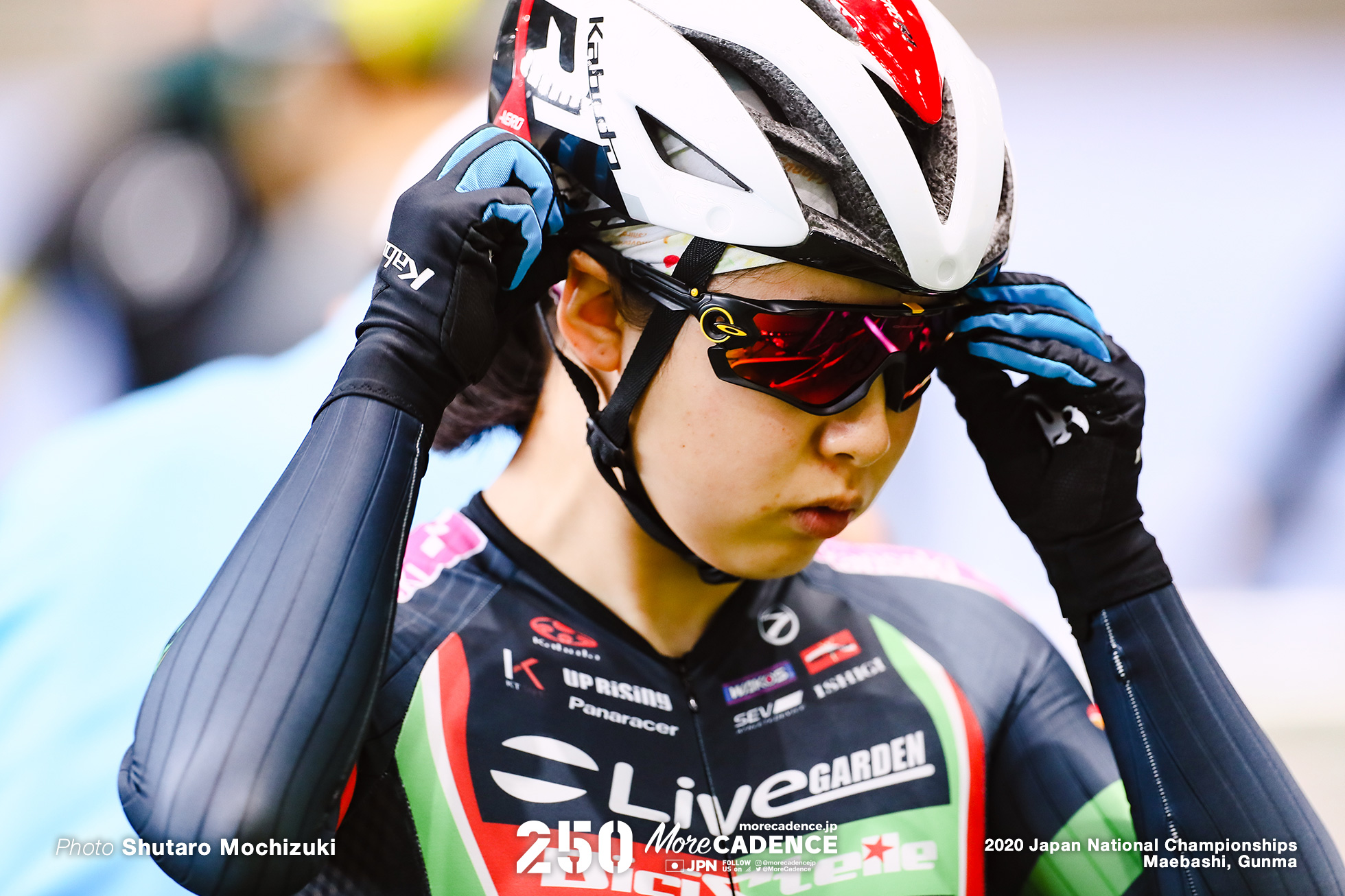 女子オムニアム/2020全日本選手権トラック