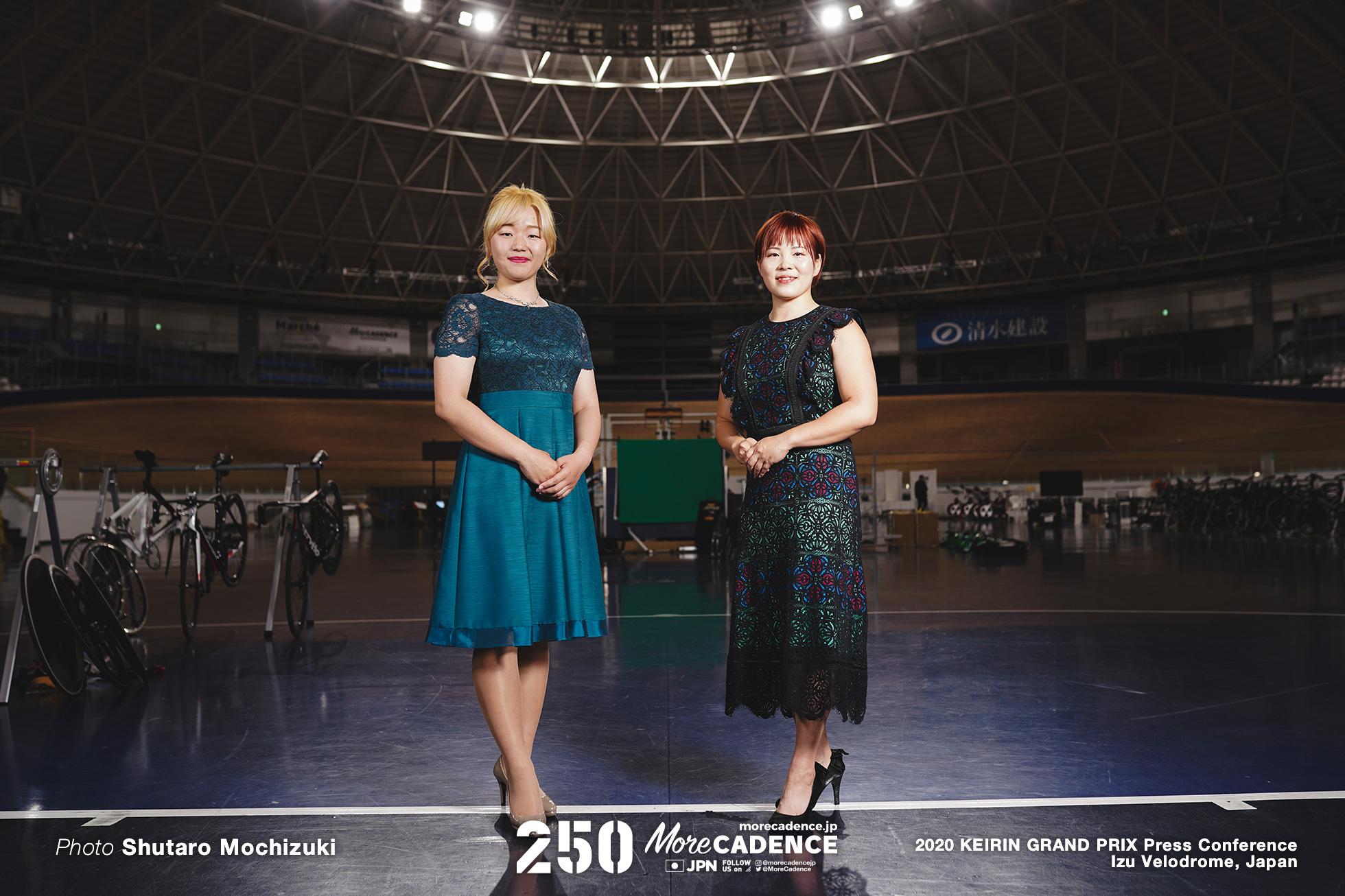 梅川風子&鈴木美教, KEIRINグランプリ2020前夜祭