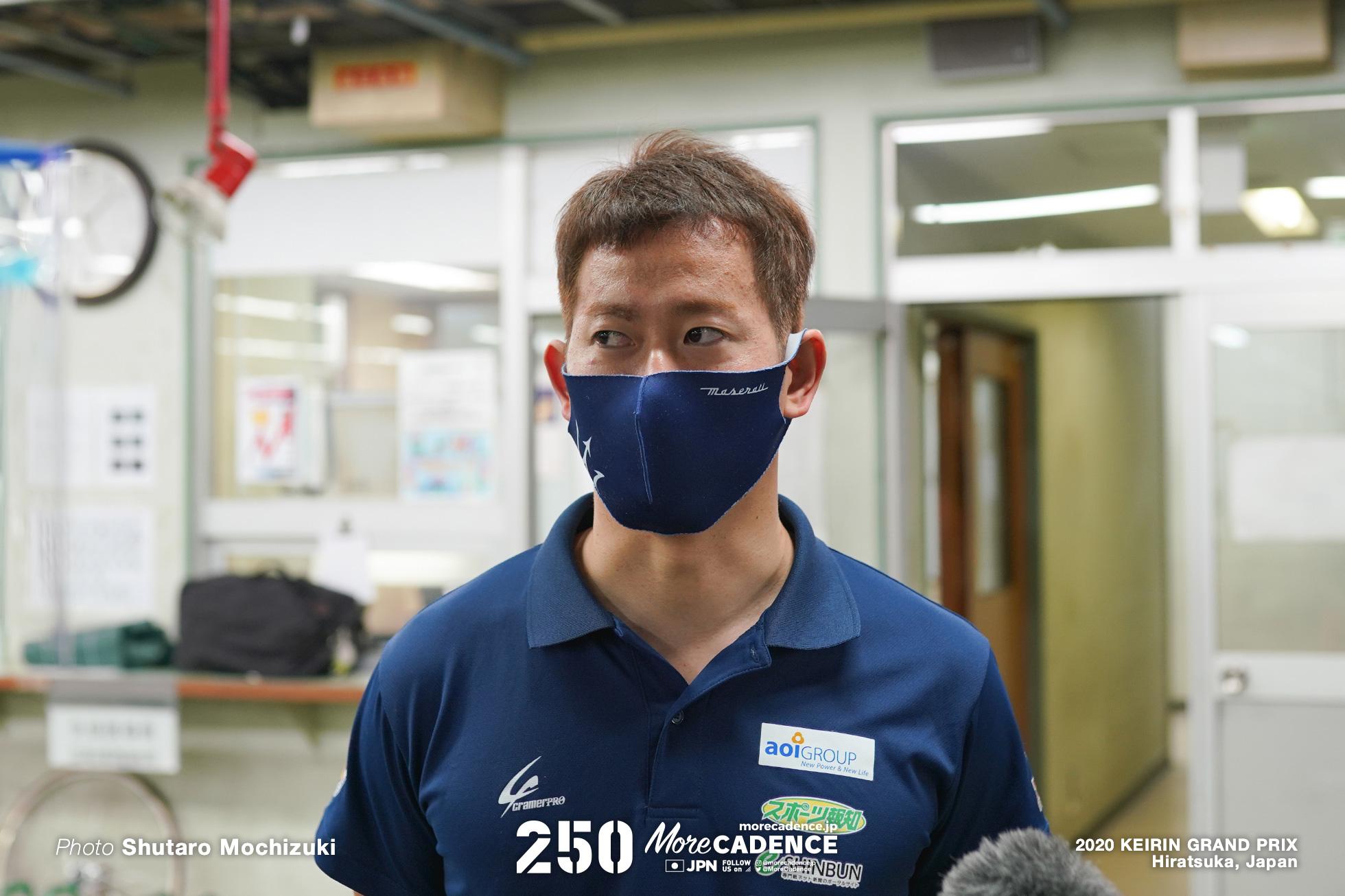 脇本雄太, KEIRINグランプリ2020, 平塚競輪場