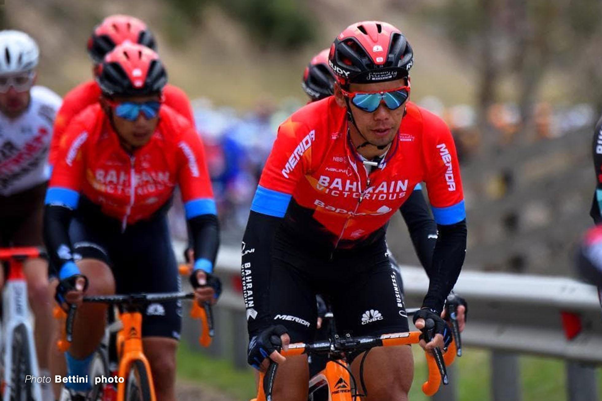 新城幸也 Tour of Alps第1ステージ photo Team Bettini
