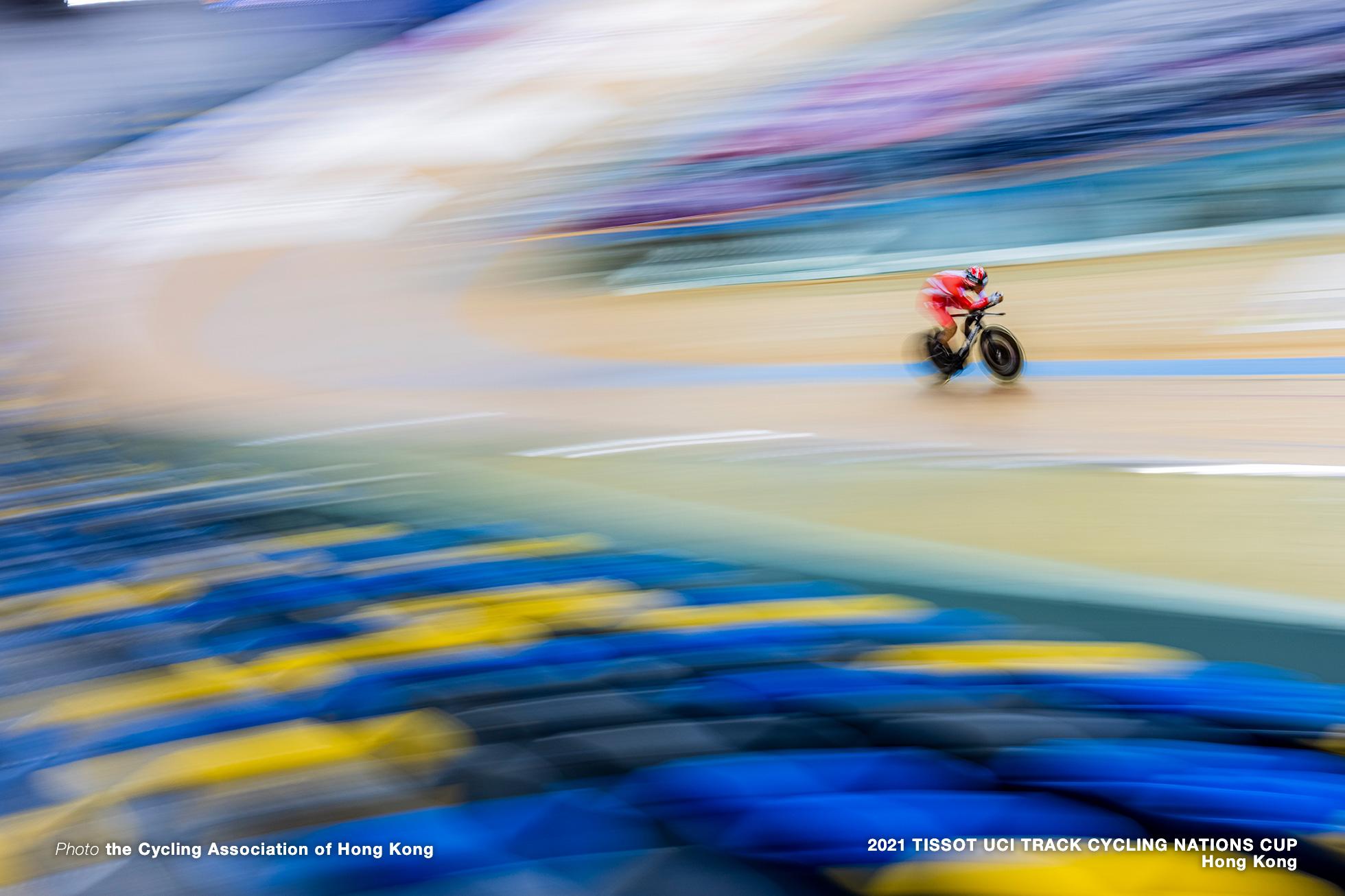 今村駿介/Shunsuke Imamura, Qualifying, Men's Individual Pursuit, TISSOT UCI TRACK CYCLING NATIONS CUP - HONG KONG