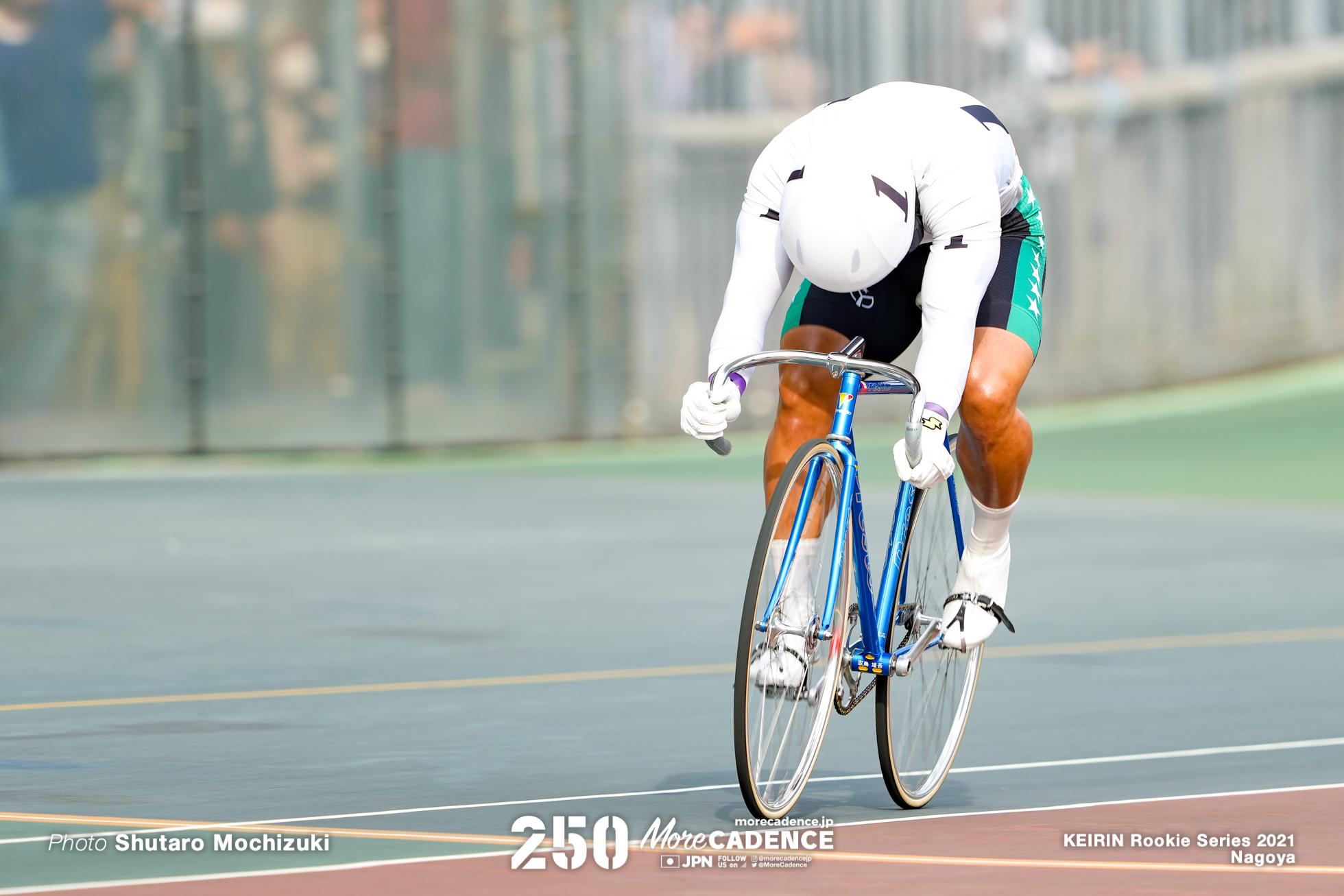 犬伏湧也, 競輪ルーキーシリーズ2021名古屋