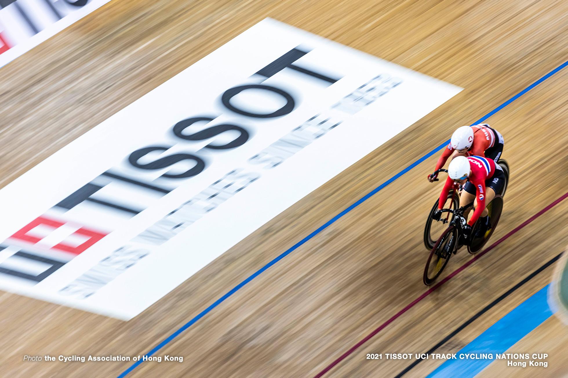 Women's Omnium, TISSOT UCI TRACK CYCLING NATIONS CUP - HONG KONG