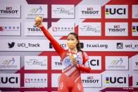 Womens Keirin, TISSOT UCI TRACK CYCLING NATIONS CUP - HONG KONG