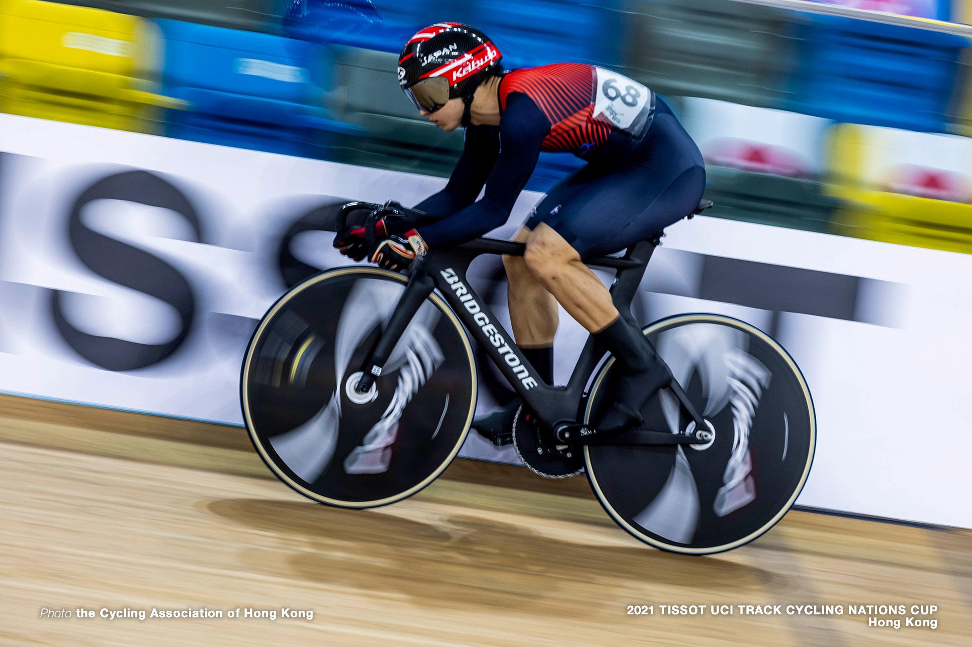 山﨑賢人,Mens Sprint, TISSOT UCI TRACK CYCLING NATIONS CUP - HONG KONG