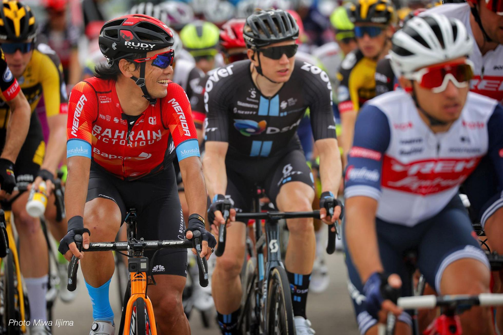 104回 ジロ・デ・イタリア 新城幸也 ユキヤ通信 Stage 8