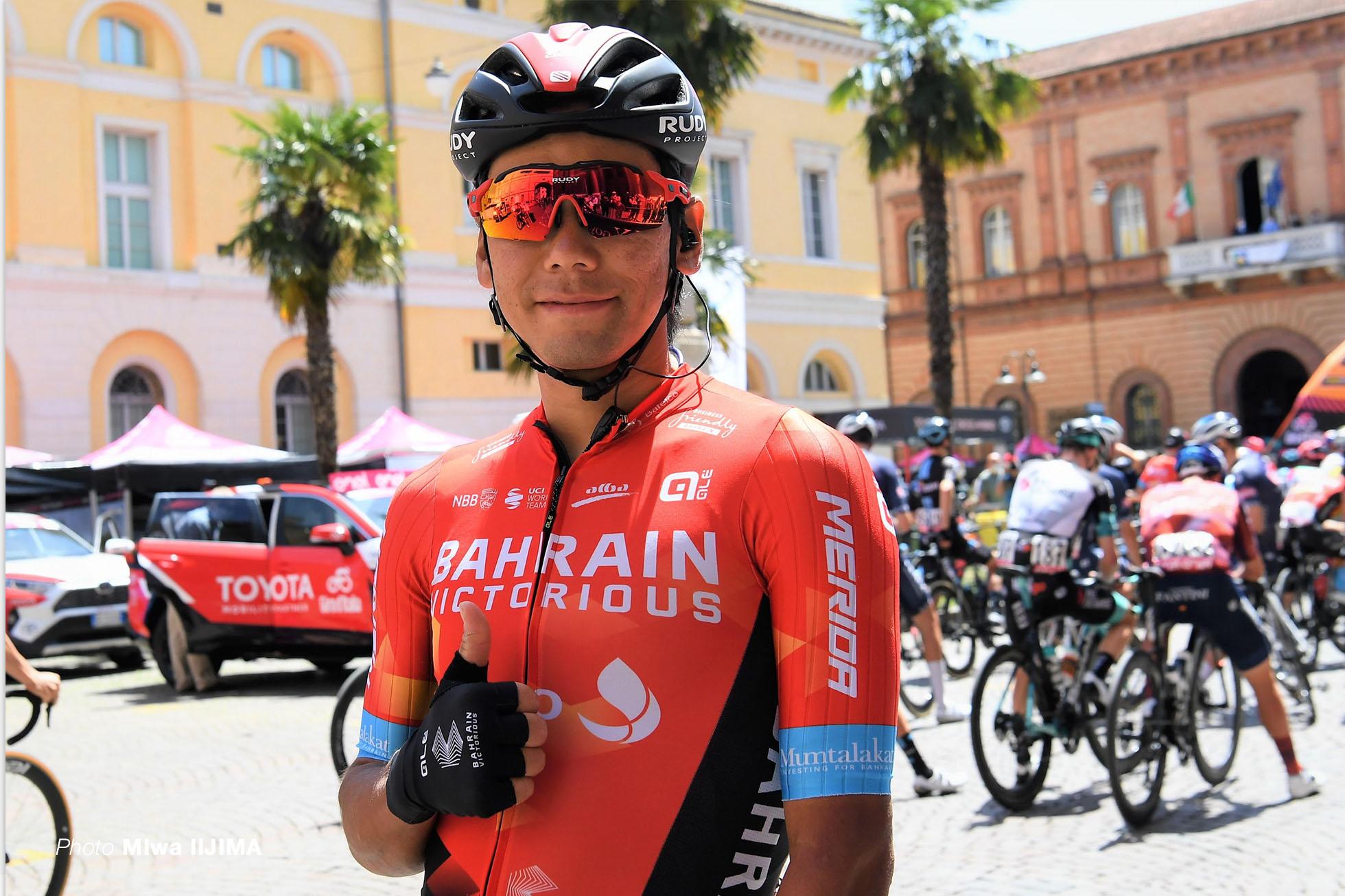 104回 ジロ・デ・イタリア 新城幸也 ユキヤ通信 Stage 13