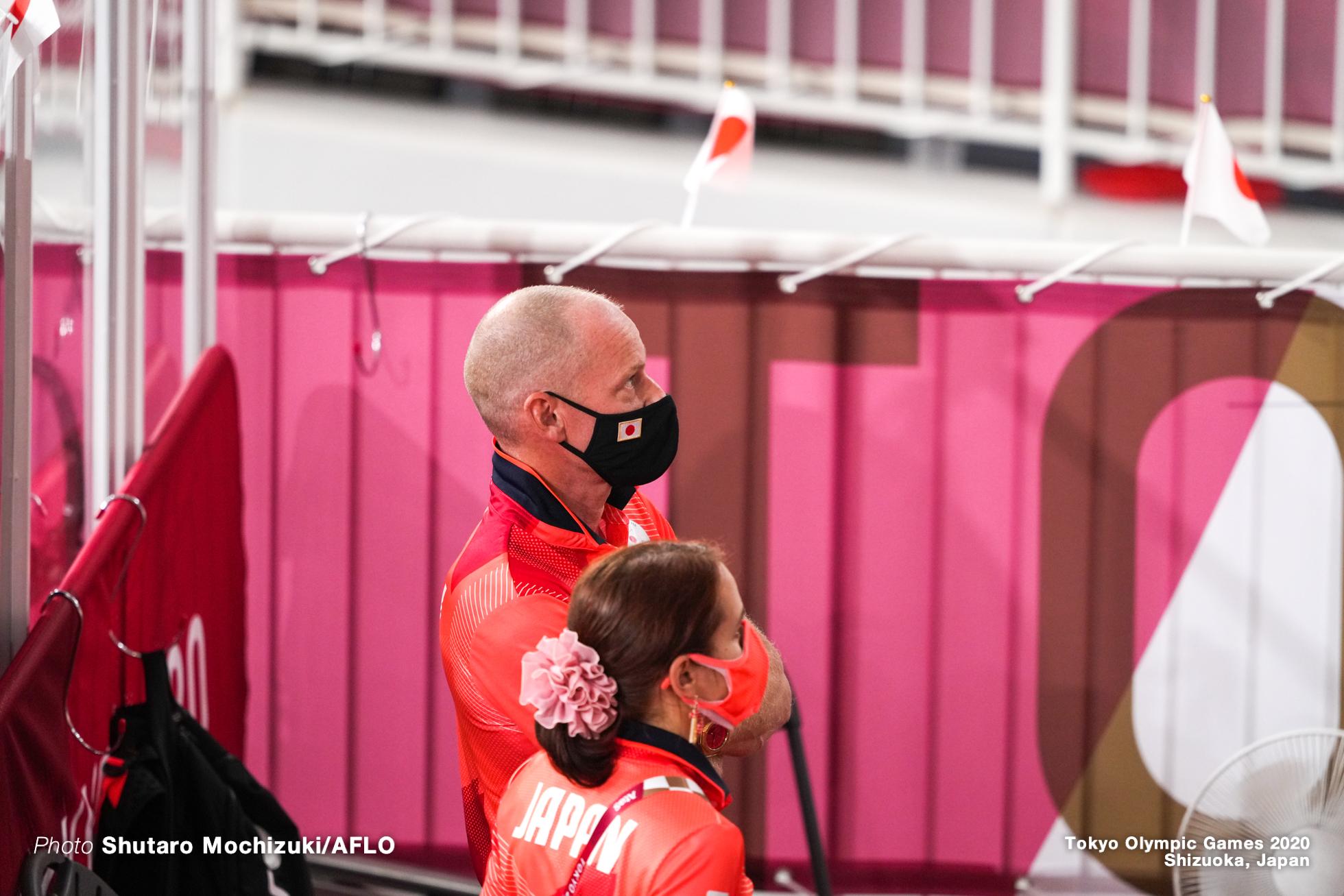 ブノワ・ベトゥ AUGUST 5, 2021 - Cycling : during the Tokyo 2020 Olympic Games at the Izu Velodrome in Shizuoka, Japan. (Photo by Shutaro Mochizuki/AFLO)