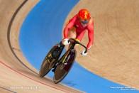 鮑珊菊 バオ・シャンジュー Bao Shanju (CHN), Women's Sprint Qualifying AUGUST 6, 2021 - Cycling : during the Tokyo 2020 Olympic Games at the Izu Velodrome in Shizuoka, Japan. (Photo by Shutaro Mochizuki/AFLO)