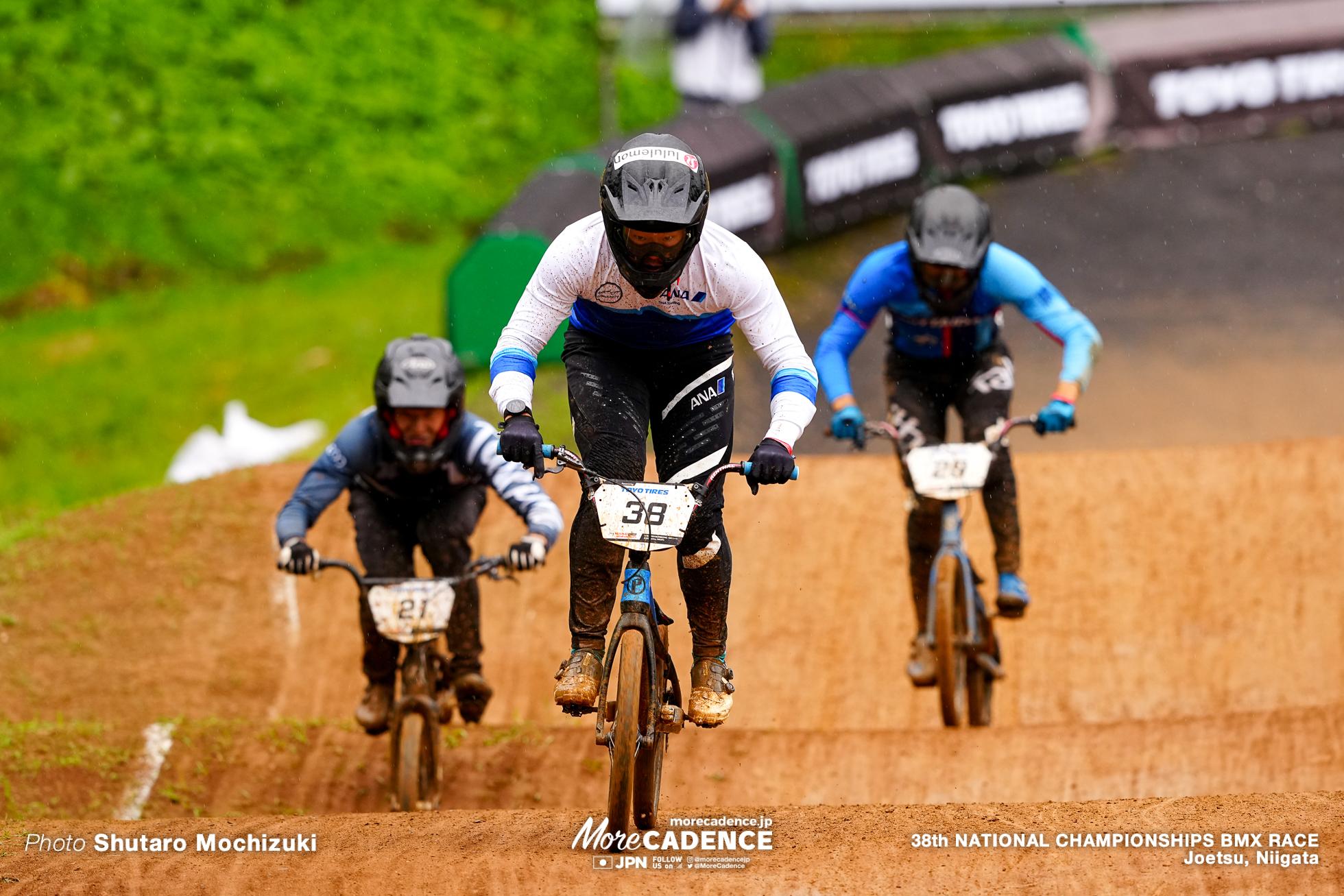 2021第38回自転車競技全日本選手権BMXレース