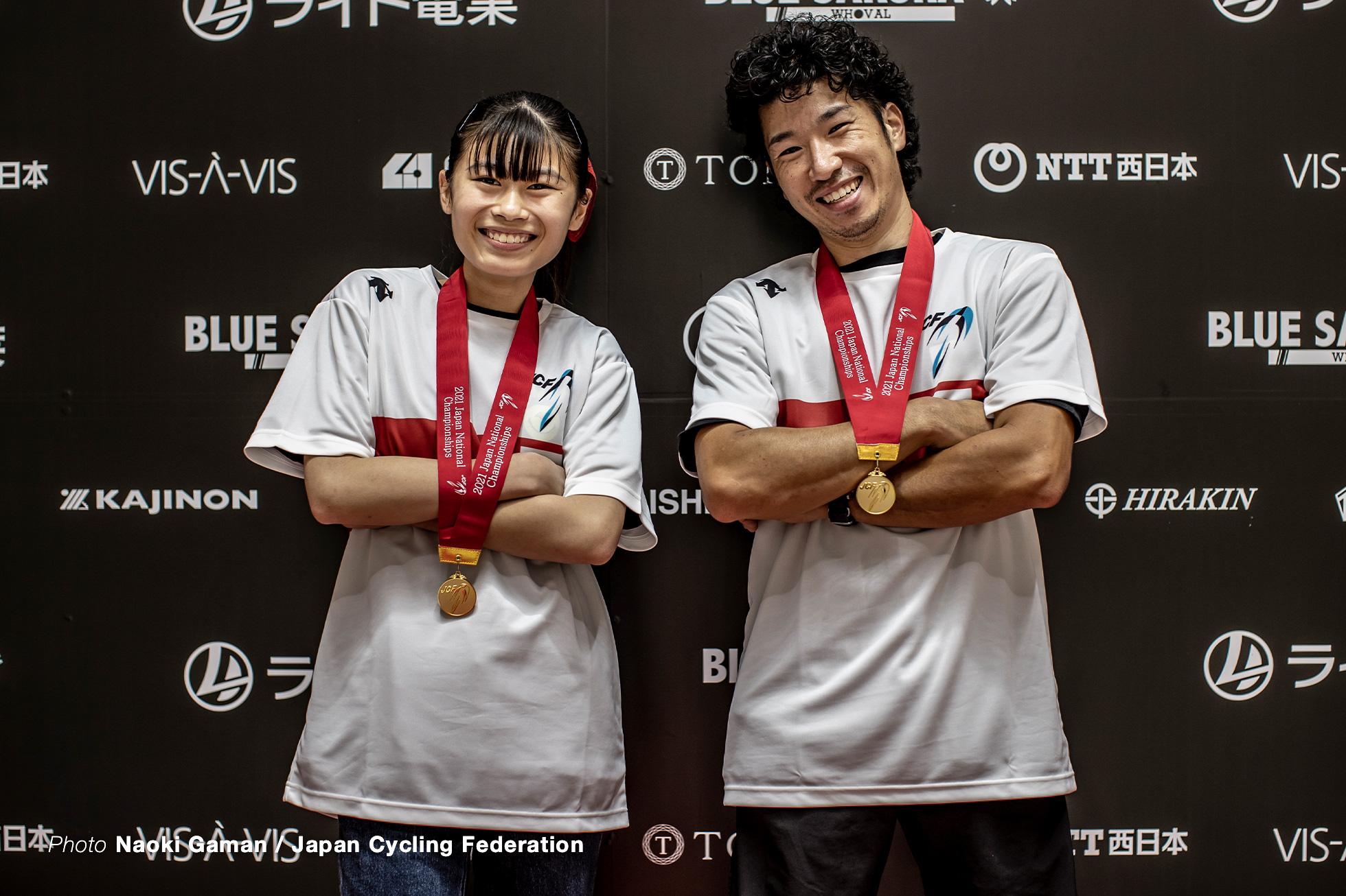 佐々⽊元 中川きらら 第5回全日本BMXフリースタイル選手権フラットランド