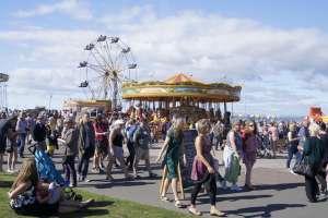 Morecambe Carnival festival