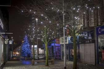 Morecambe Sparkle Euston Rd