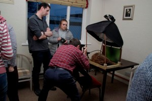 Photography and editing workshop @ The George