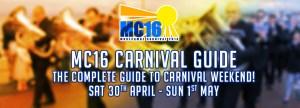 Morecambe Carnival Guide 2016