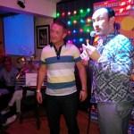 Raffle winner Liam Huges