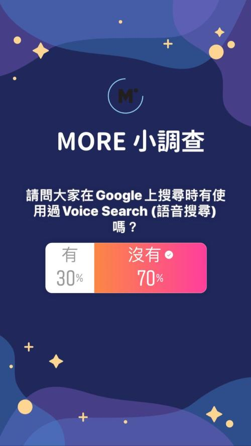 Hong Kong Voice Search Result