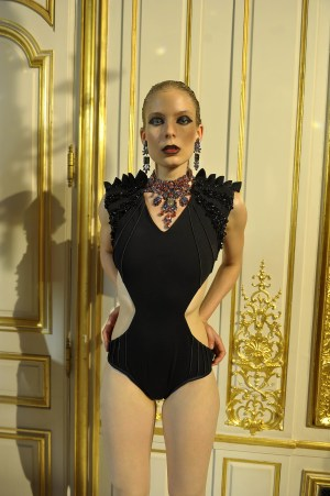 Baroqco FW 18 Haute Couture Fashion Week
