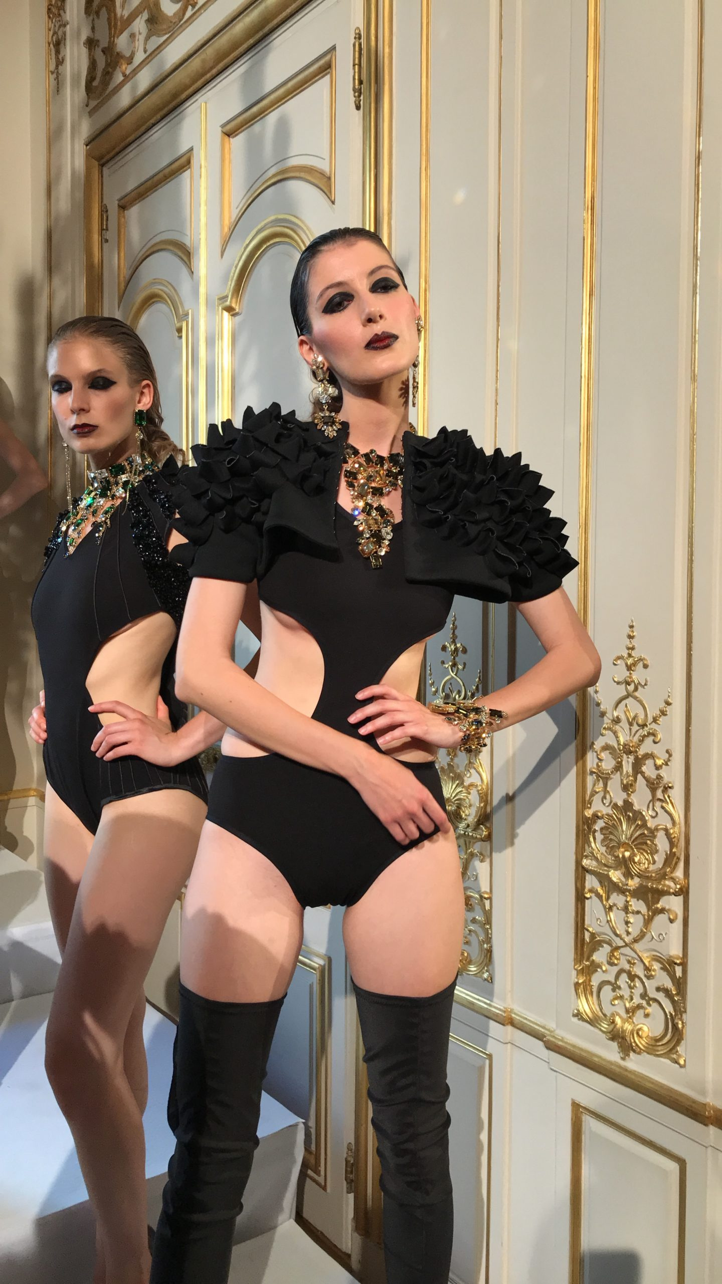 Paris Haute Couture Fashion Week More Dolce Vita