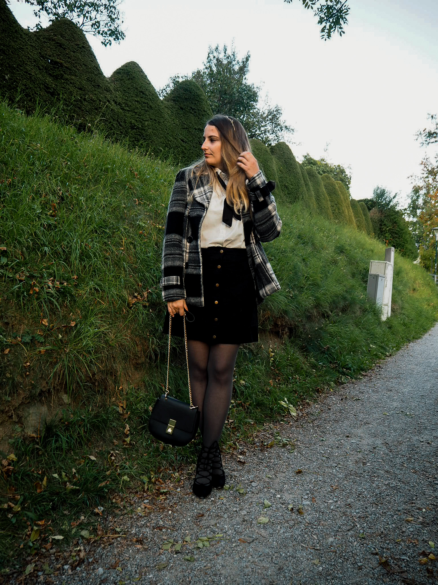 Blair Waldorf inspired outfit More Dolce Vita