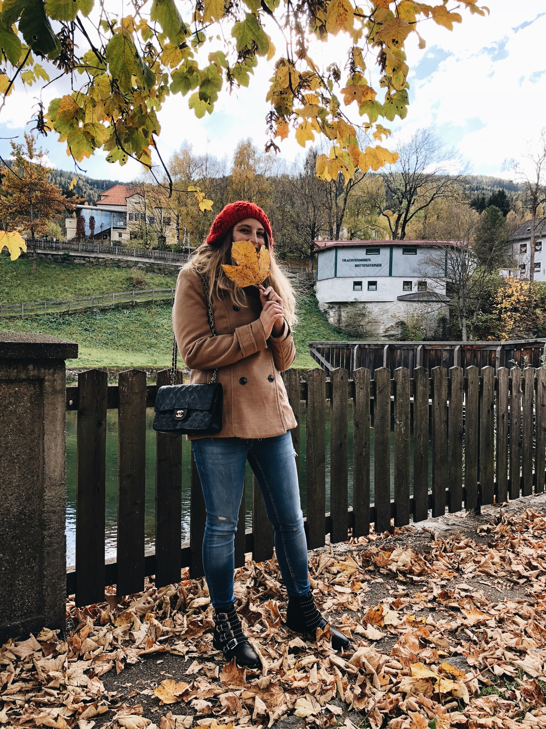 Leaves Fall Down- Autumn | Outfit