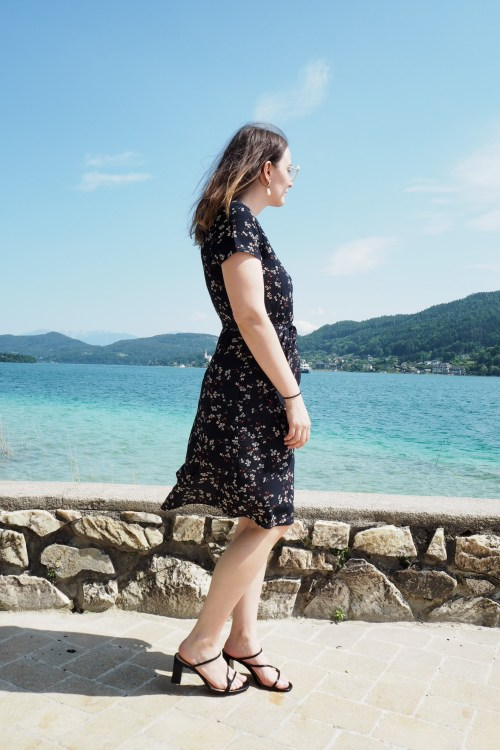 Light summer dress | Sommerkleid Outfit