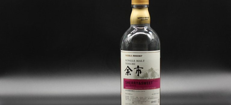 Yoichi Sherry & Sweet review