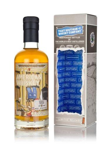 Heaven Hill 9yo batch 1 American Whiskey bottle